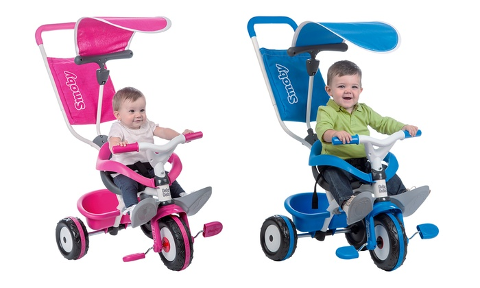 smoby baby balade tricycle groupon goods. Black Bedroom Furniture Sets. Home Design Ideas