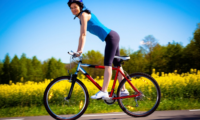 Fit-n-Fun Rentals - Multiple Locations: $3 for $6 Worth of Bicycle Rental — Fit-n-Fun Rentals