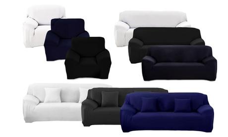 Fundas para sofá de 1, 2 o 3 plazas de tela elástica