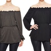 Simply Irresistible Long-Sleeve Ruched Top