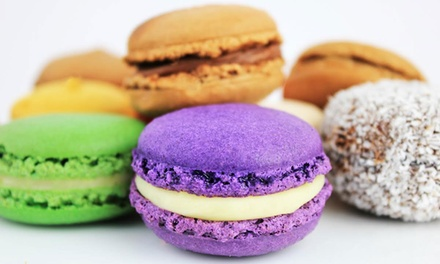 $15 , $25 , or $50 to Spend on Sweet and Savoury Treats at French Patisserie, Two Locations