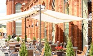 Restauracja Coś dobrego: Danie główne z zupą dla 2 osób za 39,99 zł i więcej opcji w restauracji Coś Dobrego na rynku Manufaktury (do -44%)
