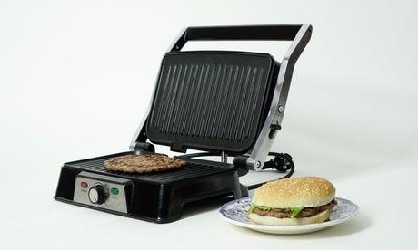 Grill XS-Quo 3 en 1 panini maker, plancha de asar y tostadora