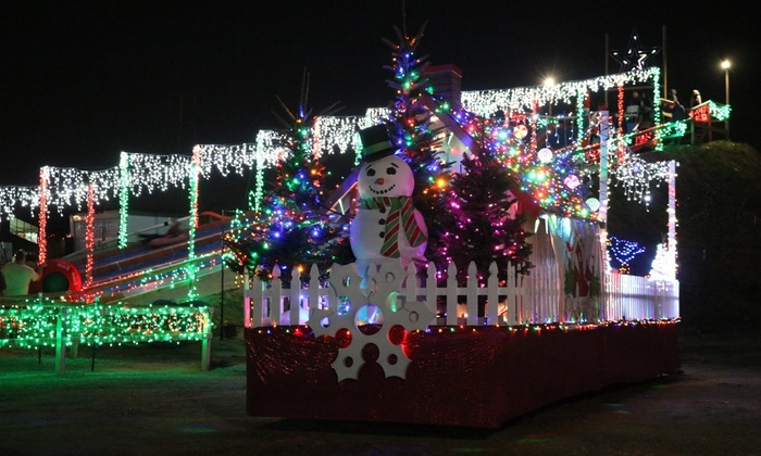 ... Up to 35% Off Admission at Bakersfield Christmas Town
