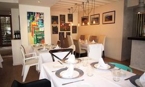 Porto Pino: Arroz a elegir o entrecot de 500 g para 2 o 4 con aperitivo, entrante, postre y bebida desde 29,95 € en Porto Pino