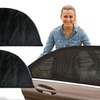 Adjustable Car Rear Window Sunshade Cover (2-Pack)