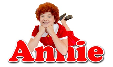 Tickets for Two of Four to Annie, Valid through December 30 (Up to 51% Off)