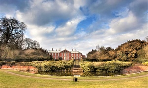 Warwickshire: 1- or 2-Night Stay with Breakfast and Dinner