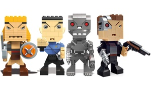 Figurines Mega Bloks Kubros