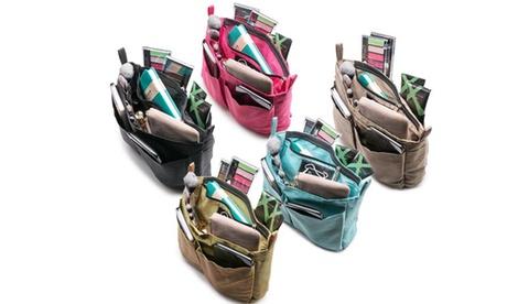 Organizador de bolso disponible en diferentes colores