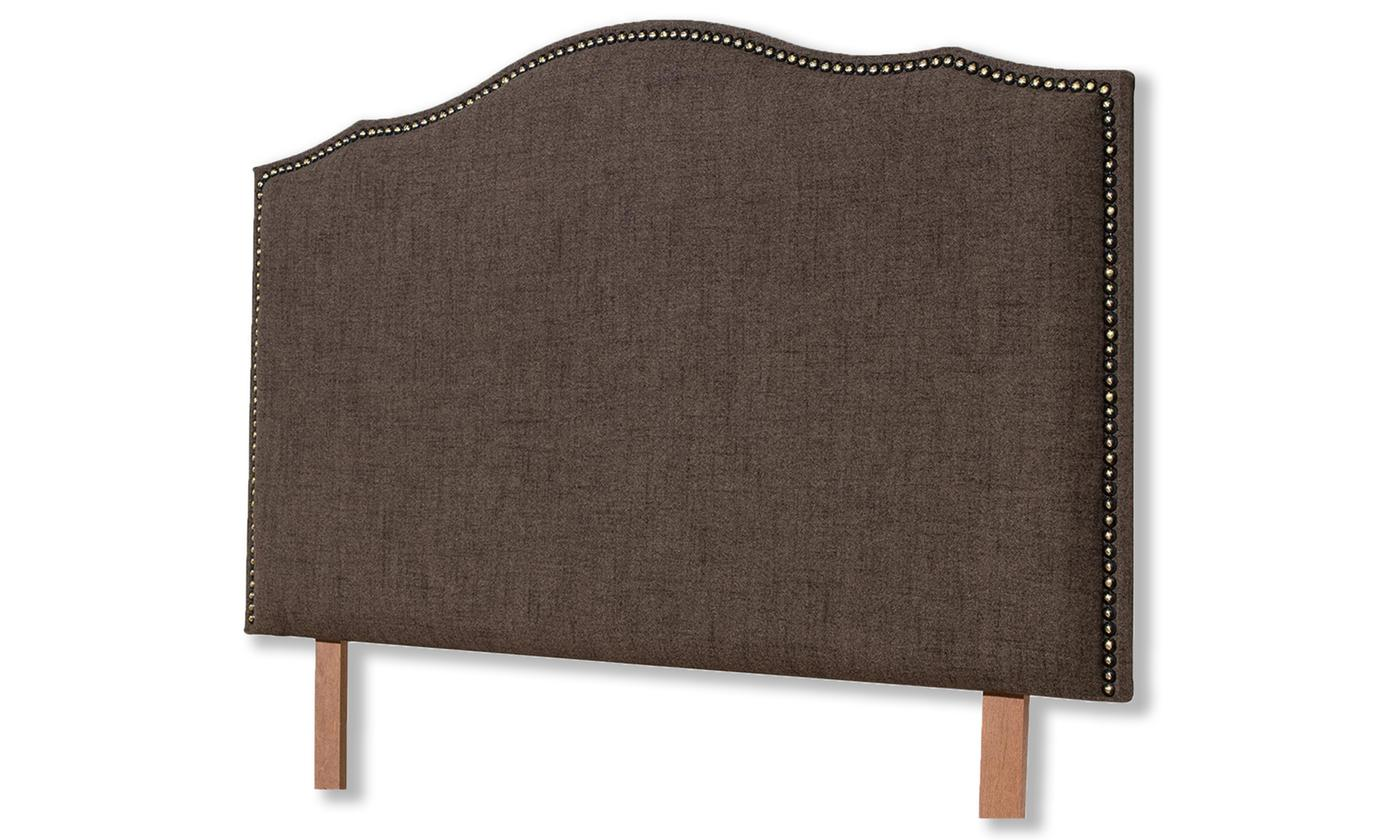 wool fabric castle headboards
