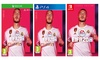 Fifa 20 per PS4, Xbox One e Switch