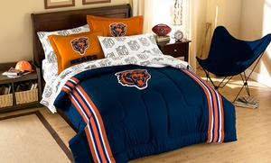 NFL Twin or Full Bedding Comforter Sets: NFL Twin or Full Bedding Comforter Sets
