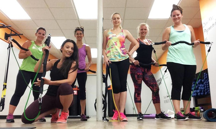 DToX Fitness - South Valley: 10 or 20 Fitness Classes at DToX Fitness (Up to 69% Off)