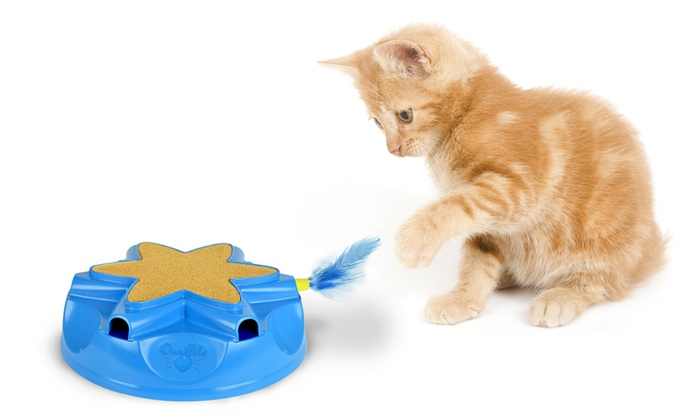 Catty Whack Electronic Cat Toy
