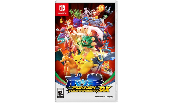 pokken tournament dx for switch groupon goods