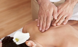 Massage/hortencia: A 60-Minute Full-Body Massage at Hortencia Iribe Massage Therapist (25% Off)