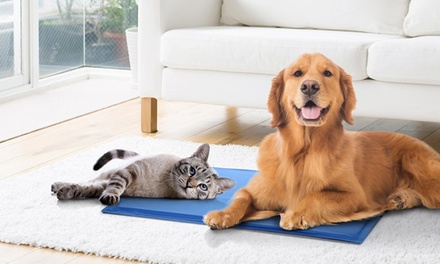 One or Two Crufts Pet Cooling Mats
