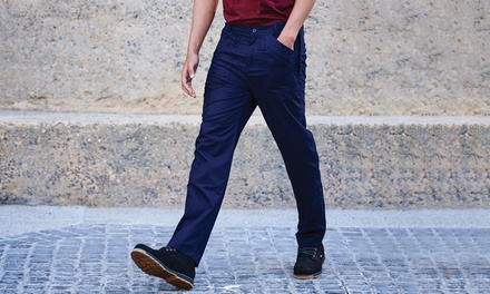 Regatta Navy Action Trousers
