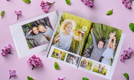 1, 2, 3 ou 5 livres photos A4 de 100, 120 ou 140 pages sur Colorland
