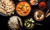 Cuisine indienne sur le pouce au restaurant Indian Street Food