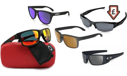 Oakley Sunglasses from £39 With Free Delivery (Up to 56% Off)