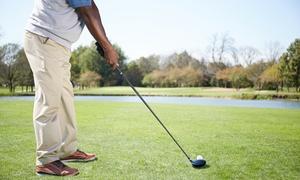 Golf Club Eschenrod: Greenfee inkl. Bällen u. Softdrinks, opt. inkl. E-Car u. Verpflegung, für 2 im Golf Club Eschenrod (bis zu 55% sparen*)