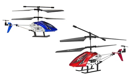The Repeller 3.5-Channel RC Helicopter