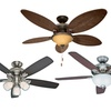 Hunter 5-Blade Ceiling Fans (Manufacturer Refurbished)