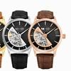 So & Co New York Men's Mechanical Dress Watch