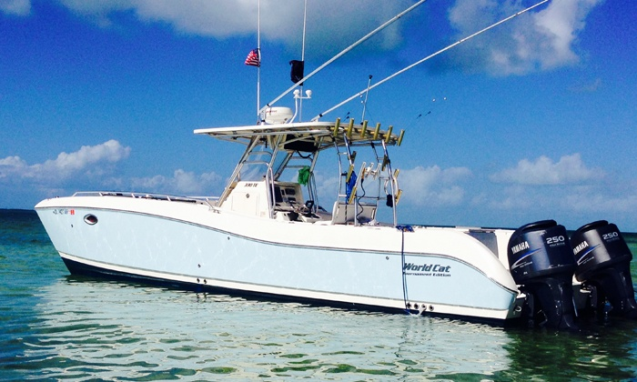 5 Star Sportfishing Charters - 5 Star Sportfishing Charters: $450 for a Four-Hour Fishing Trip for Up to Six from 5 STAR Sportfishing Charters ($950 Value)