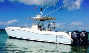 5 Star Sportfishing Charters: $475 for a Four-Hour Fishing Trip for Up to Six from 5 STAR Sportfishing Charters ($950 Value)