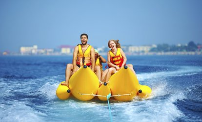 Water Sports Adventure Day for One or Family of Four at East Coast Adventure (Up to 25% Off*)