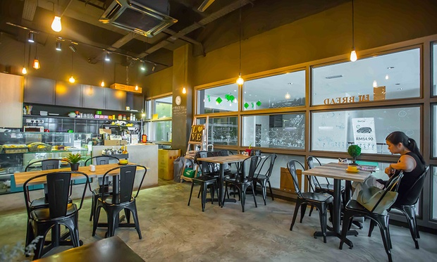 Image result for The midnight bakery bakery and cafe mont kiara