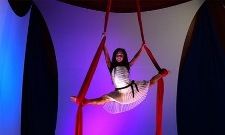 $335 for Nine Summer-Camp Sessions at Orlando Circus School for a Child Aged 5-12 ($600 Value)