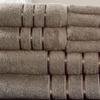 100% Cotton Bath Towel Set (8-Piece)