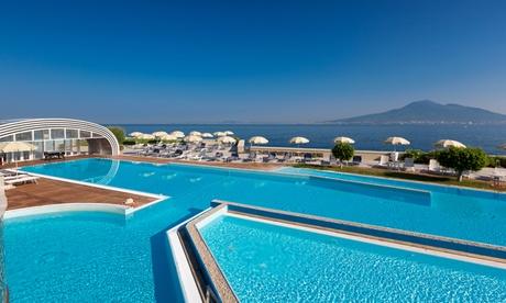 Offerta vacanza Towers Hotel Stabiae Sorrento Coast a prezzo scontato