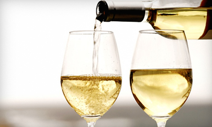 Water 2 Wine - San Antonio: $30 for a One-Hour Wine-Education Class and Food Pairing for Two with Two Wineglasses at Water 2 Wine ($60 Value)