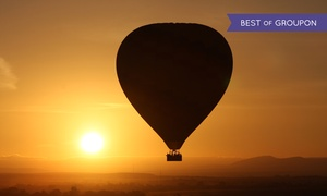 Cotswold Balloon Safaris: Midweek Early Bird Dawn Flight with In-Flight Photograph for Two at Cotswold Balloon Safaris (22% off)