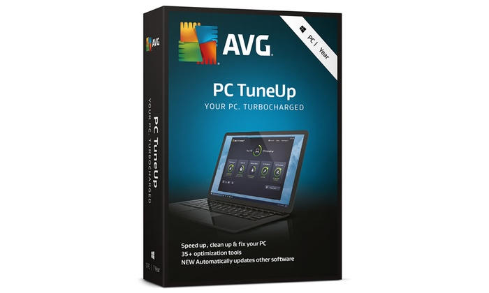 AVG PC TuneUp Utilities 2019 Crack I just bought a new laptop a few days ago and as you can guess it was preloaded AVG PC TuneUp Utilities 2019