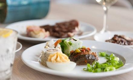 Onbeperkt eten en drinken: 2,5 uur genieten van wereldgerechten incl. drankjes bij Njoy Wereldkeuken in Veenendaal
