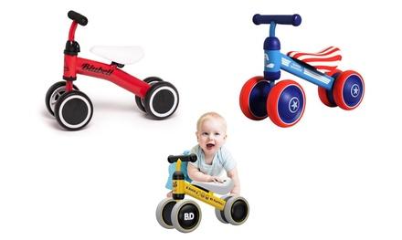 Mini Vélo BLUEBELL 4 roues pour enfant