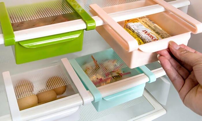 Kleiner Kühlschrank Ordnung : Kühlschrank organizer groupon goods