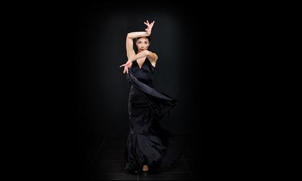 5 o 10 lezioni di flamenco da 60 minuti