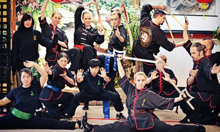 School of Shaolin Kung Fu - Coon Rapids: 10 Kung Fu Classes or One Month of Unlimited Kung Fu Classes at School of Shaolin Kung Fu (Up to 75% Off)