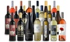 Up to 79% Off 20-Bottle Pack of Red, White, and Rosé Wines