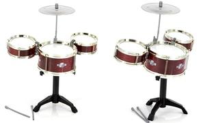 Desktop Drum Set (10-Piece)