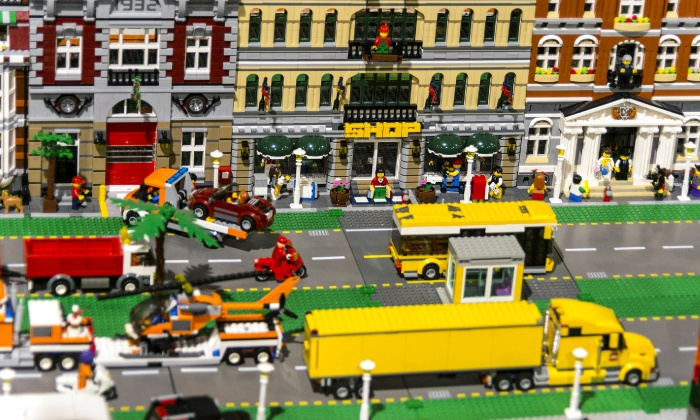 Brick Fest Live LEGO Fan Festival - The Philadelphia Expo Center: Brick Fest Live LEGO Fan Festival on Saturday, April 30 at 10 a.m. or 2 p.m. or Sunday, May 1, at 10 a.m. or 1 p.m.