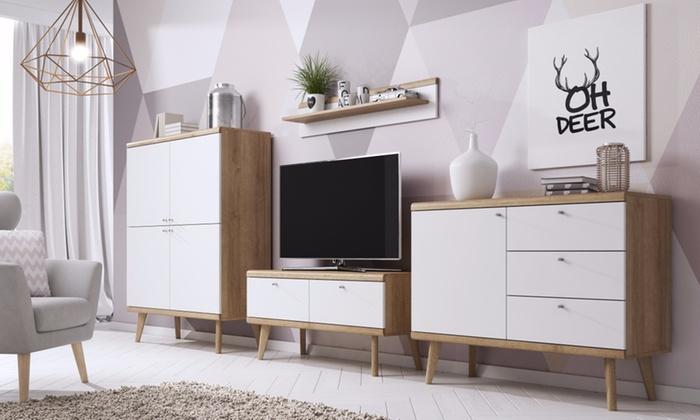 tot 52% op selsey scandinavische meubels | groupon producten