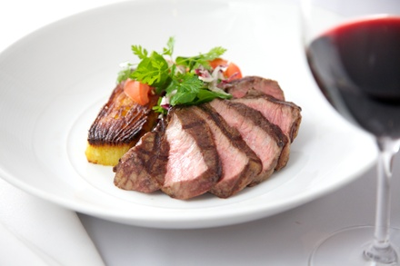 3Course Fine Dining + Wine $99 or 4 People $196 at AwardWinning Rocket Restaurant Up to $396 Value